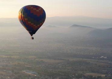 globos aerostaticos teotihuacan precios