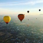 paseos en globo teotihuacan precios