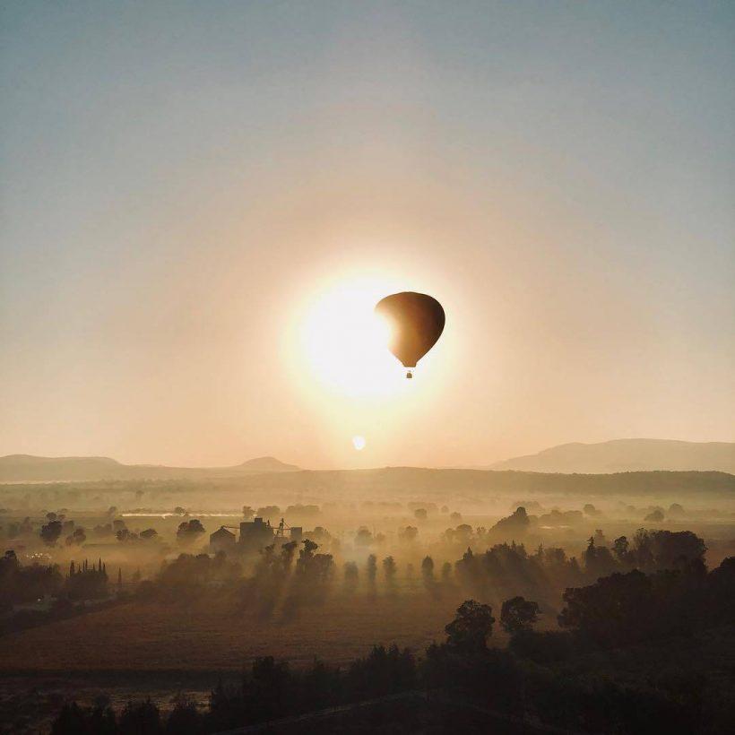 promociones de vuelo en globo