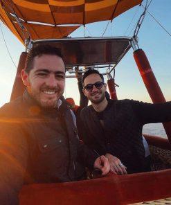 viajes en globo sobre teotihuacan 2020