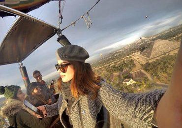 volar en globo teotihuacan costos