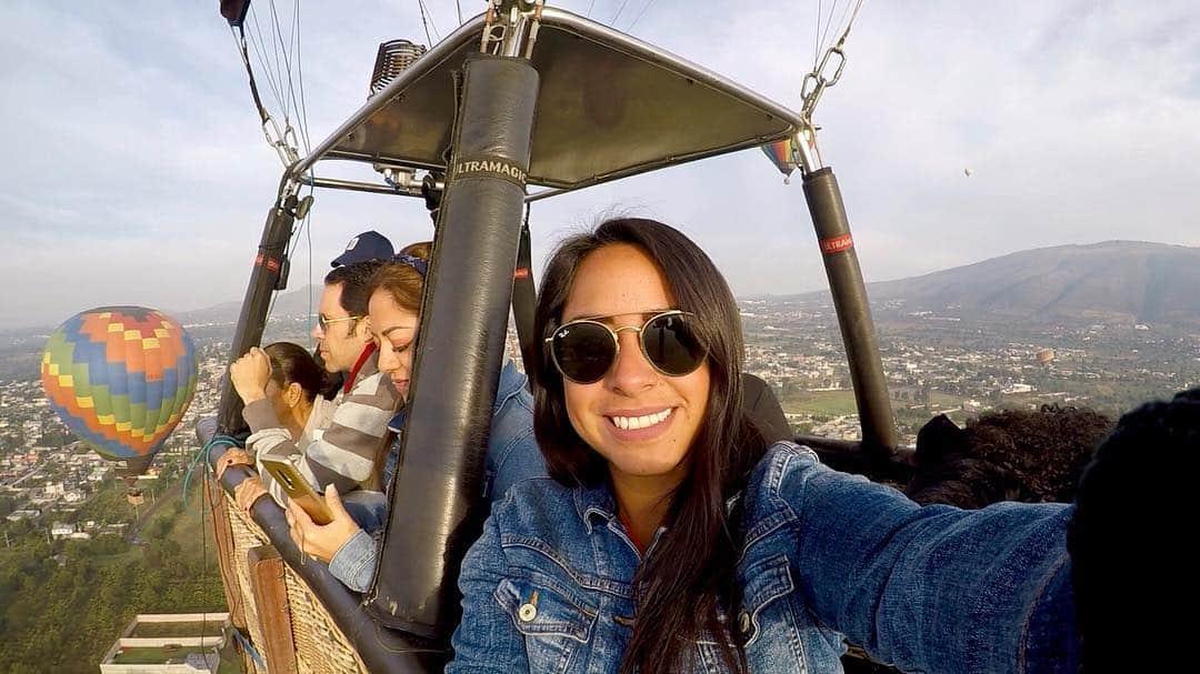 vuelo de cumpleaños en teotihuacan