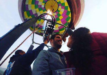 vuelo en globo teotihuacan costos
