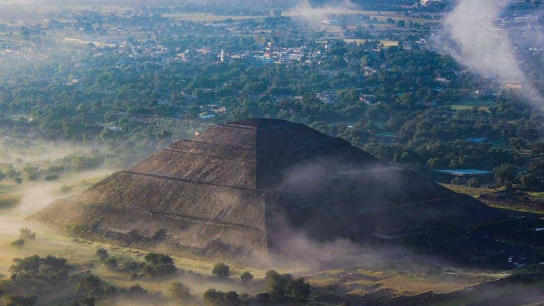 zona arqueologica de teotihuacan