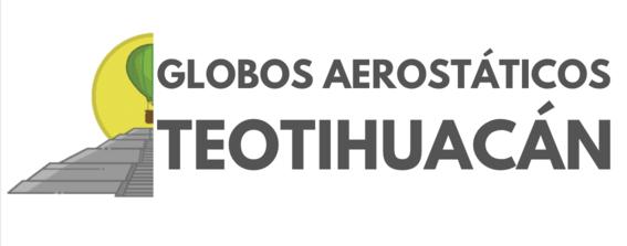 globos aerostaticos teotihuacan logo