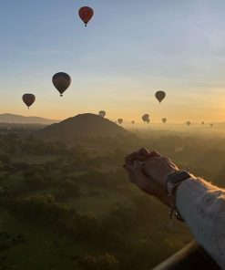 vuelos en globo en pareja